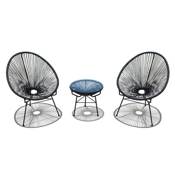 Berger 3 Piece Conversation Set by Ivy Bronx