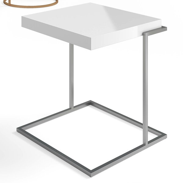 Servoquadro End Table By Pianca USA