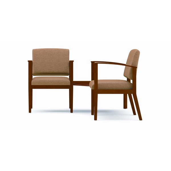 Amherst 2 Seater with Connecting Table by Lesro