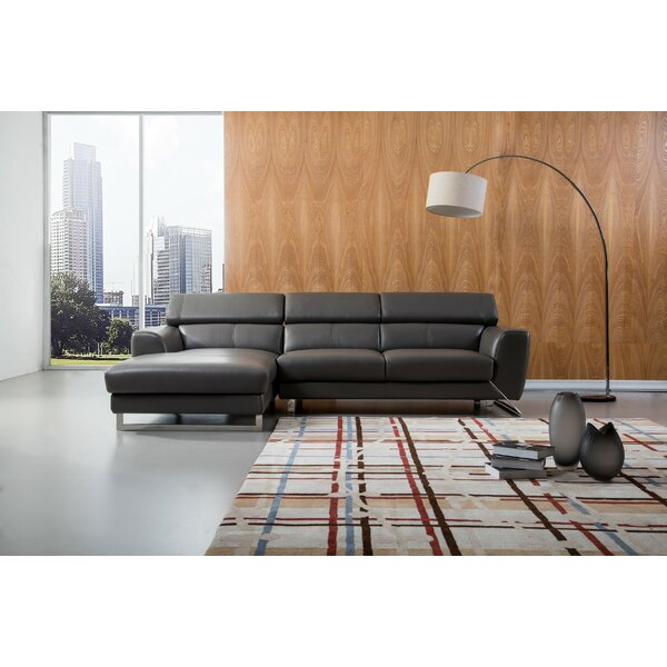 Theriot Sectional By Orren Ellis