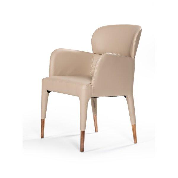 Mclain Modern Upholstered Dining Chair by Mercer41