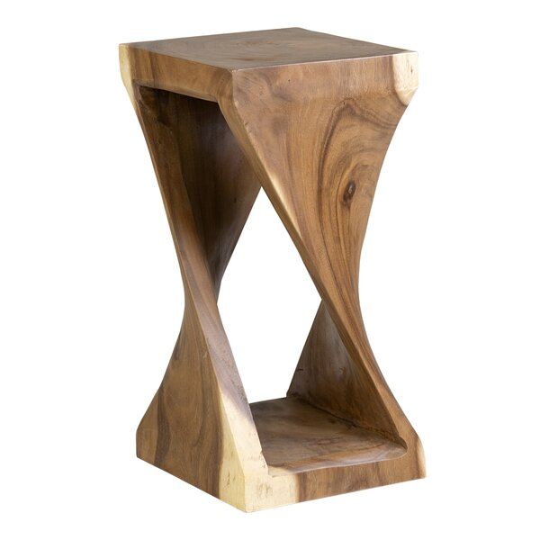 Privette End Table By Union Rustic
