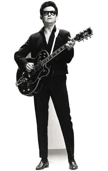 Roy Orbison Cardboard Stand-Up by Advanced Graphics