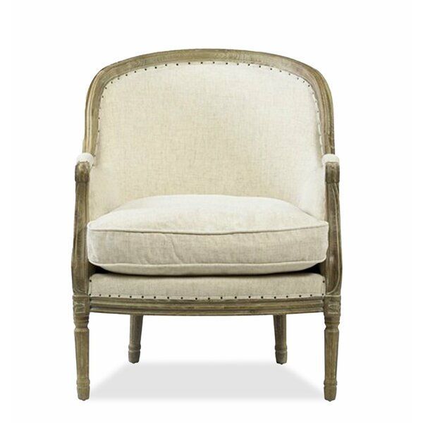 Kate Barrel Chair by One Allium Way One Allium Way