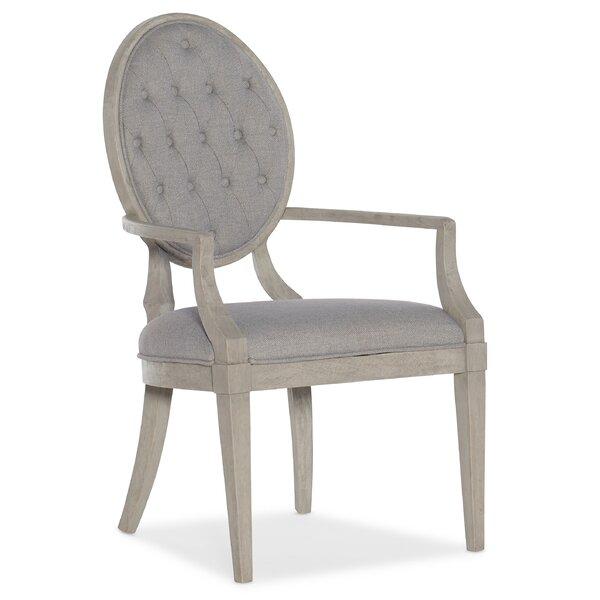 Reverie Upholstered Dining Chair (Set of 2) by Hooker Furniture Hooker Furniture