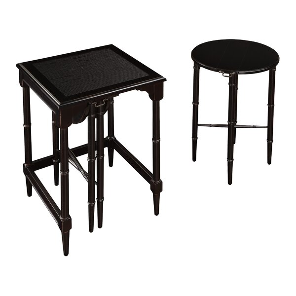 Iyana 2 Piece Nesting Tables By Bay Isle Home