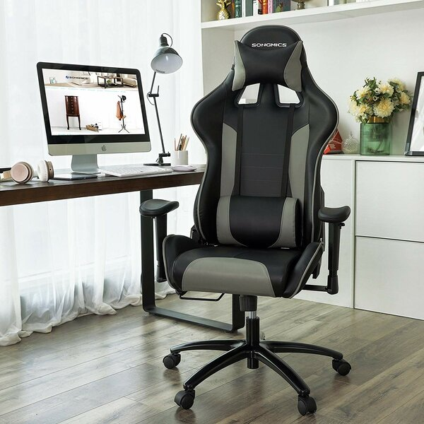 Mier Ergonomic Gaming Chair by Latitude Run