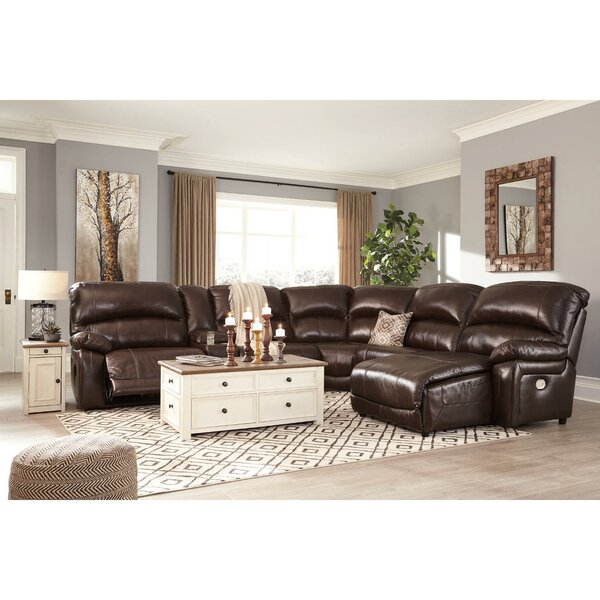Pisano Right Hand Facing Reclining Sectional By Red Barrel Studio