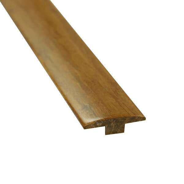 0.56 x 1.89 x 72.83 Bamboo T-Molding by Islander F