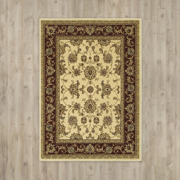 Dyana Gold Area Rug by Darby Home Co
