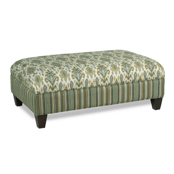 Christiane Cocktail Ottoman By Craftmaster