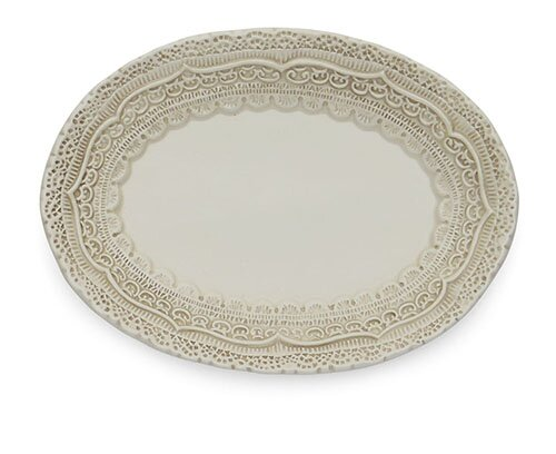 Finezza Oval Platter by Arte Italica