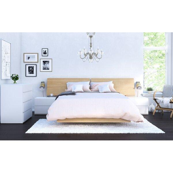 Eton Platform 5 Piece Bedroom Set by Wrought Studio