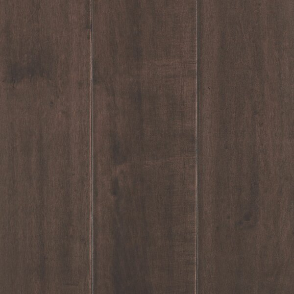 Danforth Random Width Engineered Maple Hardwood Flooring in Espresso by Mohawk Flooring
