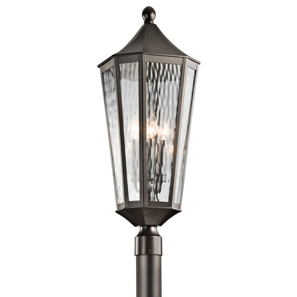 Woodlawn Outdoor 4-Light Lantern Head by Darby Home Co