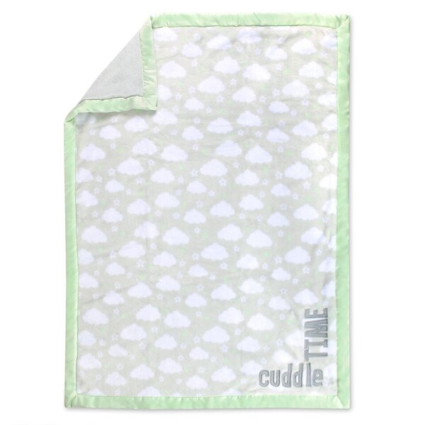Briley Cuddle Time Blanket by Harriet Bee