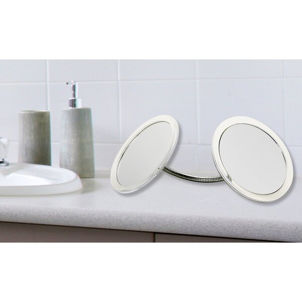 Gooseneck Vanity Mirror by Danielle Creations