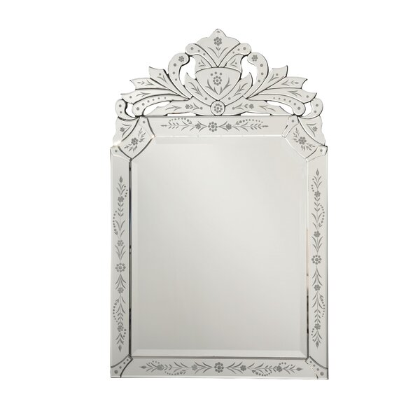 Victoria Accent Mirror by Durian, Inc.