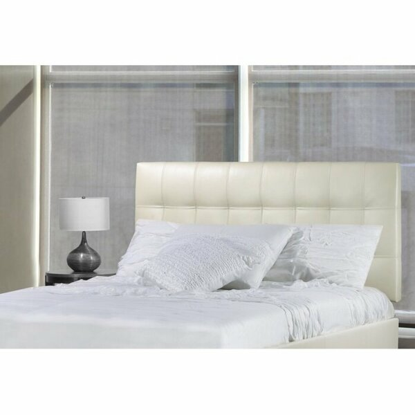 Ferrera Upholstered Panel Headboard by Latitude Run