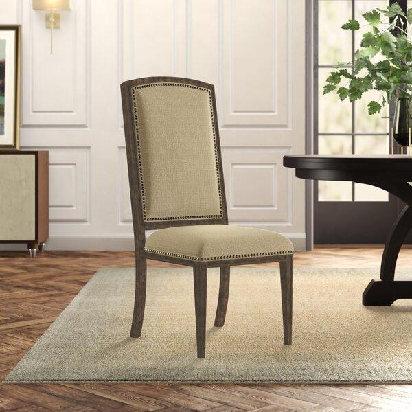 Rhapsody Upholstered Side Chair In Beige By Hooker Furniture