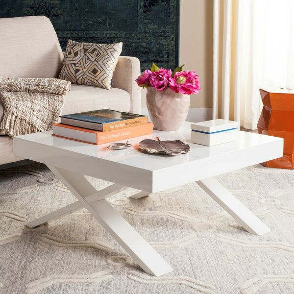 Harrison Coffee Table by Safavieh