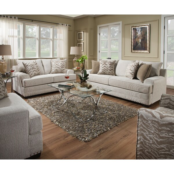 Surratt Configurable Living Room Set by Three Post