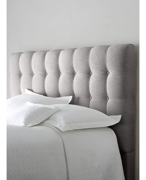 Beardall Upholstered Panel Headboard by Canora Grey