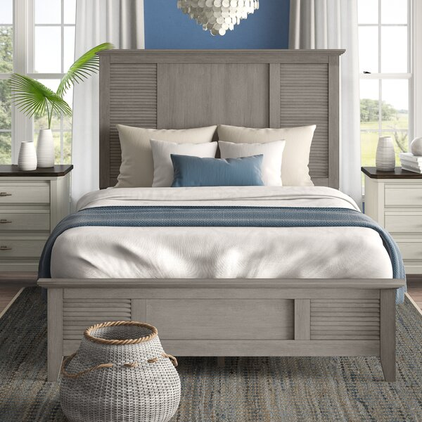 Salcedo Queen Standard Bed by Breakwater Bay