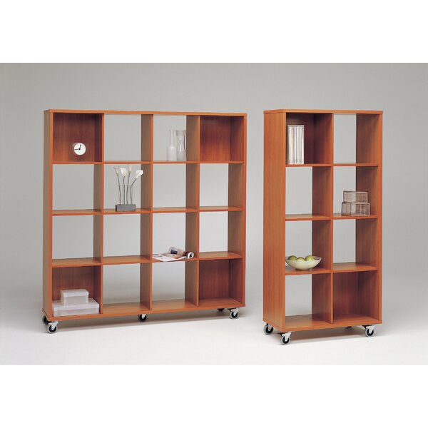E-mage Mobile Standard Bookcase by Jay-Cee Functio