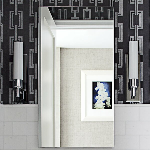 M Series 19.25 x 70 Recessed Medicine Cabinet by Robern