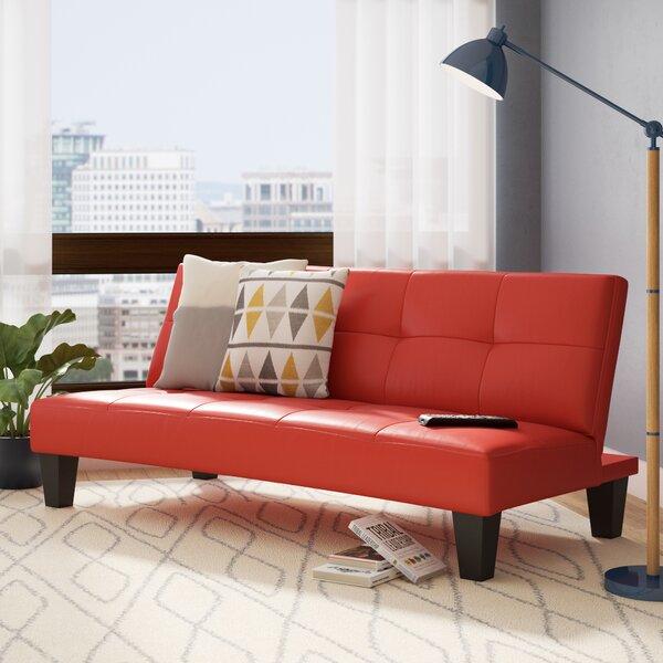 #1 Chavez Convertible Sleeper Sofa By Ebern Designs Savings