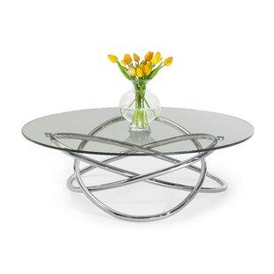 Affordable Parkinson Coffee Table by Orren Ellis