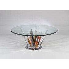 Crystals Coffee Table Base Colors by Shahrooz