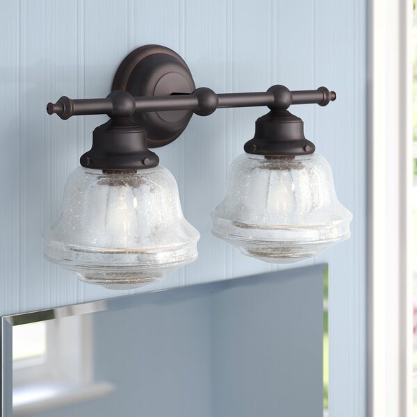 Margaree 2 Light Vanity Light [Laurel Foundry Modern Farmhouse]