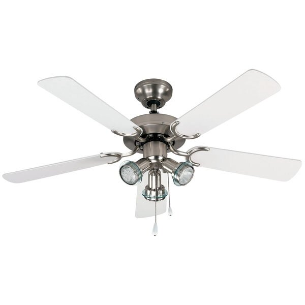 42 Martha 5 Blade Ceiling Fan by Charlton Home