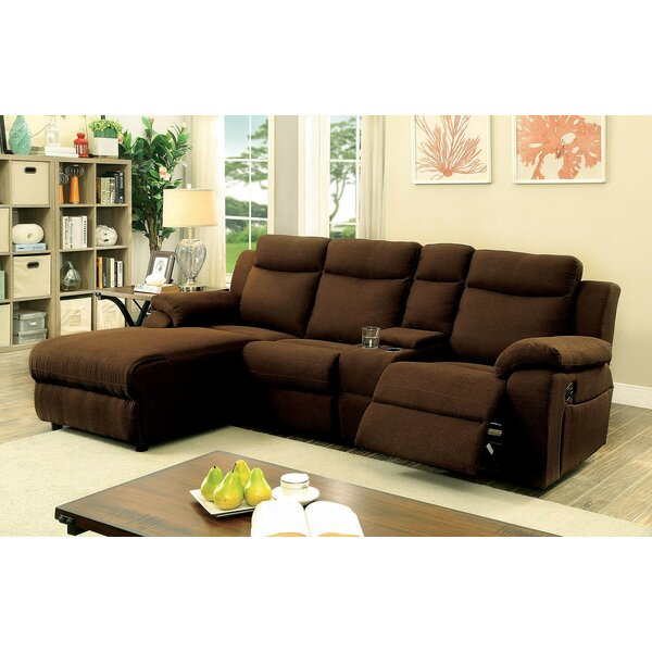 Holmberg Reclining Sectional by Red Barrel Studio