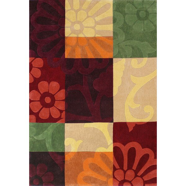 Mystique Color Block Area Rug by Dynamic Rugs