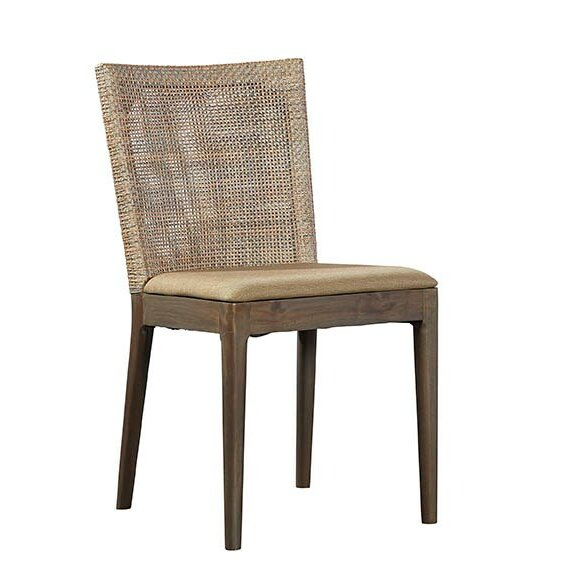 Serrano Dining Chair (Set of 2) by Furniture Classics