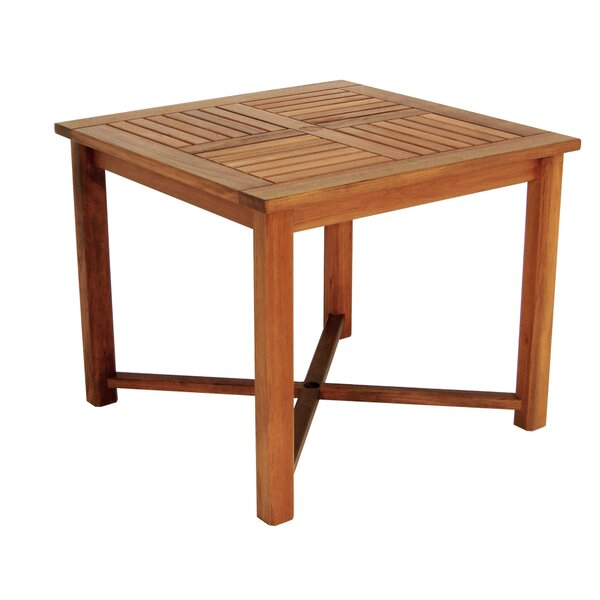 Square Dining Table by Whitecap Industries