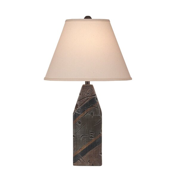 Narragansett Square Bouy 28 Table Lamp by Bay Isle Home