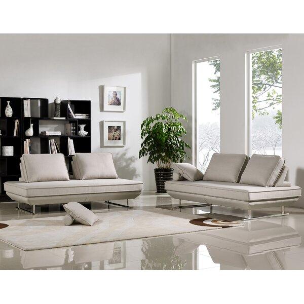 Cana Sleeper Living Room Set (Set of 2) by Orren Ellis