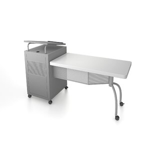 Top Standing desk Converter by Oklahoma Sound