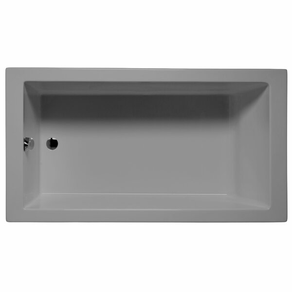 Venice 60 x 32 Soaking Bathtub by Malibu Home Inc.