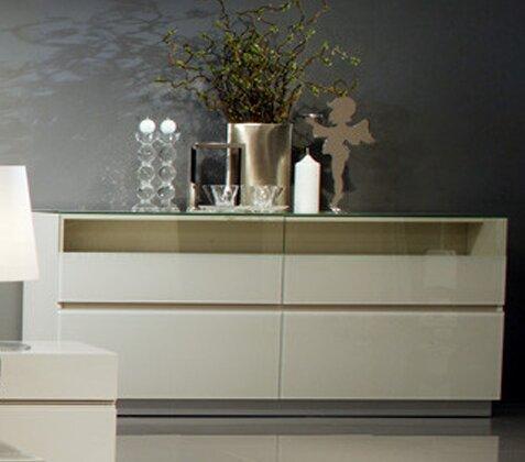 Vittoria 4 Drawer Dresser by Argo Furniture