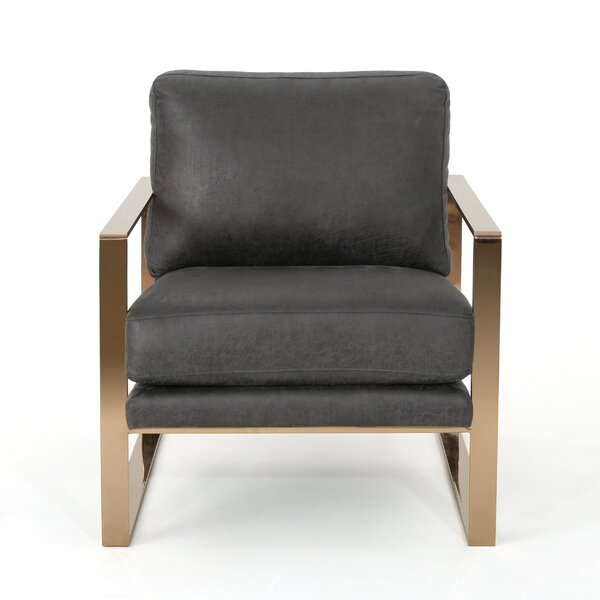 Lobel Armchair by 17 Stories