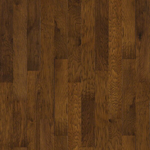 Sanford 5 Engineered Hickory Hardwood Flooring in Alligator by Forest Valley Flooring