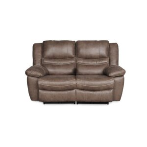 Du Side by Side Reclining Rocker Loveseat by Red Barrel Studio