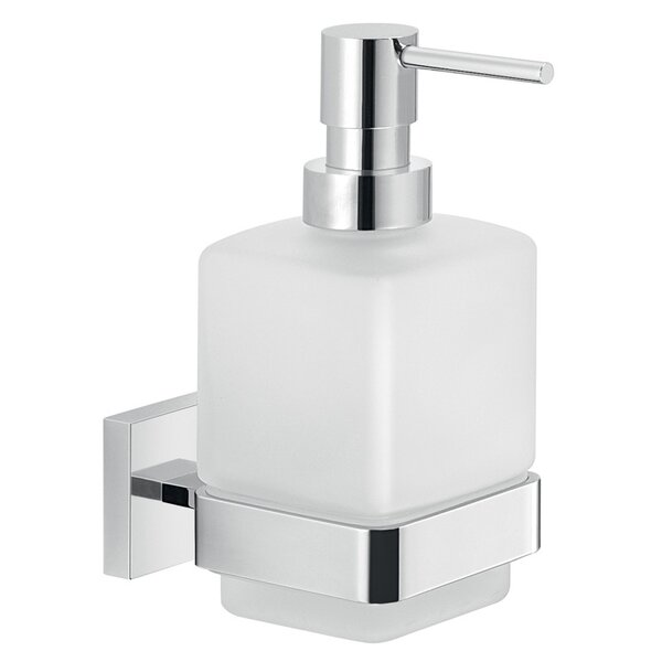 Elba Soap Dispenser by Gedy by Nameeks