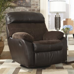 Berwick Manual Swivel Rocker Recliner by Signature Design by Ashley