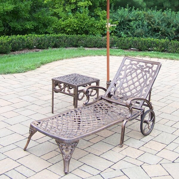 Mcgrady Chaise Lounge by Astoria Grand Astoria Grand